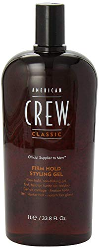 1. American Crew Firm Hold Styling Gel