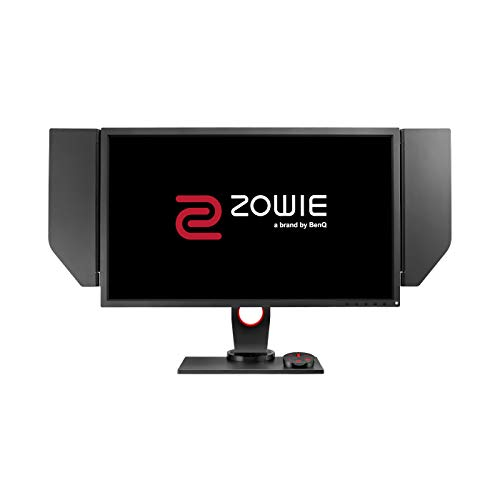 BenQ ZOWIE XL2746S 27'' Monitor da Gioco, 240 Hz 0.5ms, 1080P, Dynamic Accuracy Plus, Supporto Regolabile in Altezza