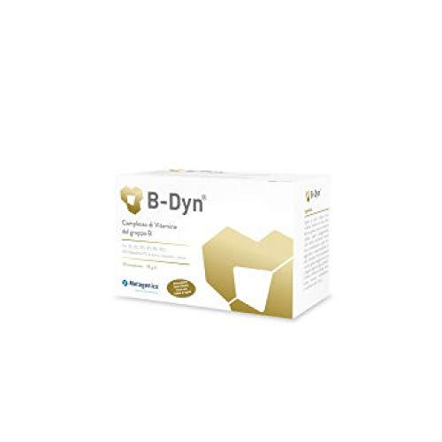 B-Dyn, Complesso del gruppo B (Vit B1, B2, B3, B6, B12, B9), biotina, inositolo, colina, 90 compresse