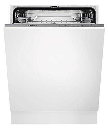Electrolux EEA17100L Lavastoviglie a Scomparsa Totale, 60 cm, Capacit 13 Coperti, Bianco