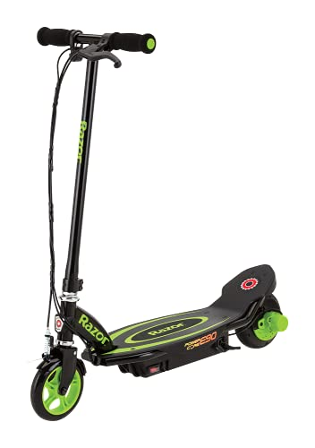 Razor Power Core E90 Electric Scooter - Hub Motor, Up to 10 mph and 80 min Ride Time,...