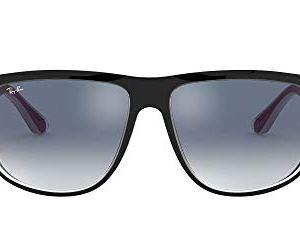 Ray-Ban Rb4147 Boyfriend Square Sunglasses 37