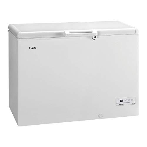 Haier HCE379R Libera installazione A pozzo 379L A+ Bianco congelatore, Senza installazione