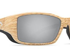 Costa Del Mar Men's Blackfin Round Sunglasses