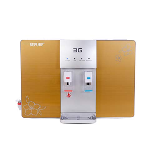 Bepure 3G Hot and Normal 7 L RO+UV+UF+TDS Water Purifier (Stainless Steel Hot Water Tank)