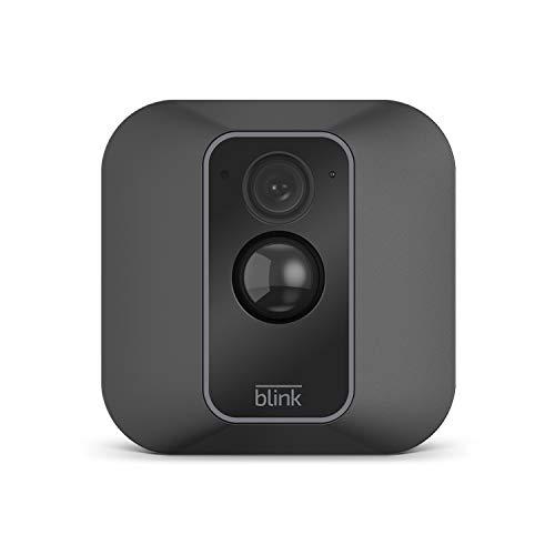 Blink XT2 | Caméra de sécurité connectée, Intérieur/extérieur, Stockage dans le Cloud, Audio bidirectionnel, 2 ans d'autonomie | Caméra supplémentaire pour les clients ayant un système Blink