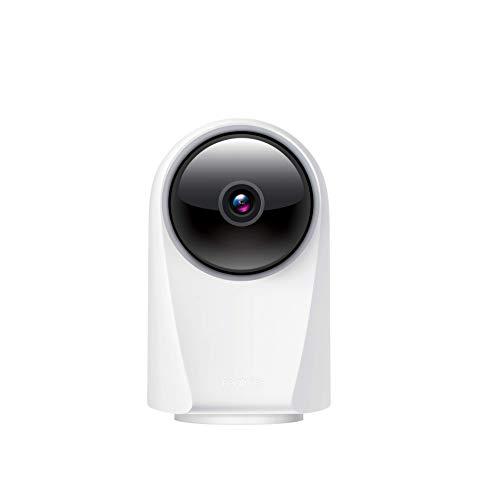 realme 360 Deg 1080p Full HD WiFi Smart Security Camera (White) | Alexa Enabled | 2-Way Audio |...