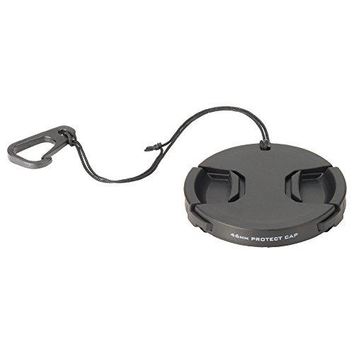 HAKUBA レンズキャップ レンズプロテクトキャップ 46mm 脱落防止フック付 KA-LCP46