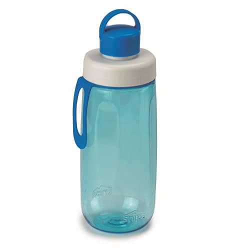 Snips Bottiglia per L'ACQUA in Tritan da 0,50 lt-Blu