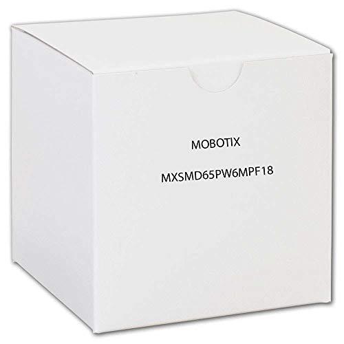 Mobotix MX-SM-D65-PW-6MP-F1.8 - Módulo de sensor de día de videovigilancia, color: negro / blanco