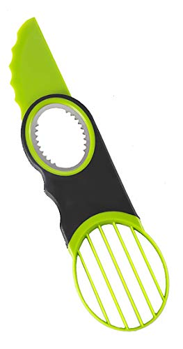 Aichoof 3 in 1 Avocado Slicer,Dishwasher Safe
