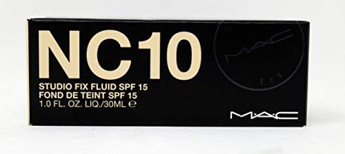 Mac Cosmetics Mac Studio Fix Fluid Spf15 30 Ml - 30 ml