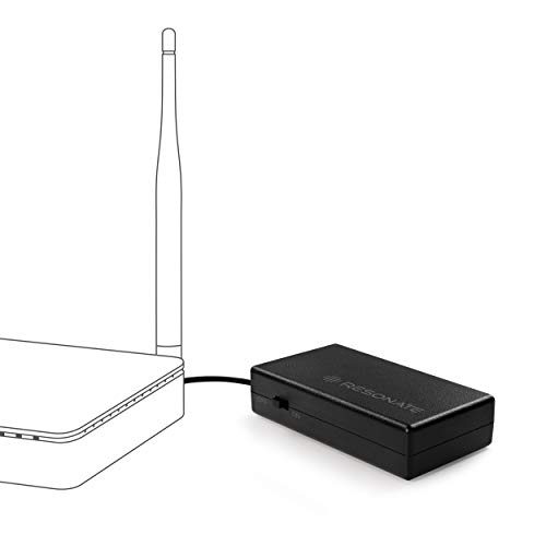 RESONATE RouterUPS CRU9V1A Power Backup, Mini UPS for Wi-Fi Router, Un-Interrupted Internet as You...