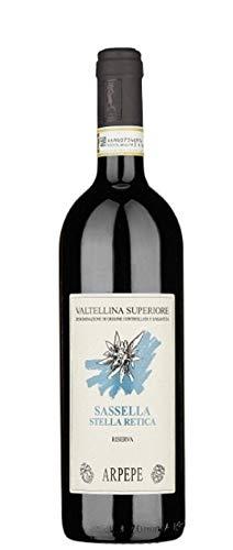 Valtellina Superiore Sassella D.O.C.G. Sassella Stella Retica 2015 Ar.Pe.Pe Rosso Lombardia 13,5%