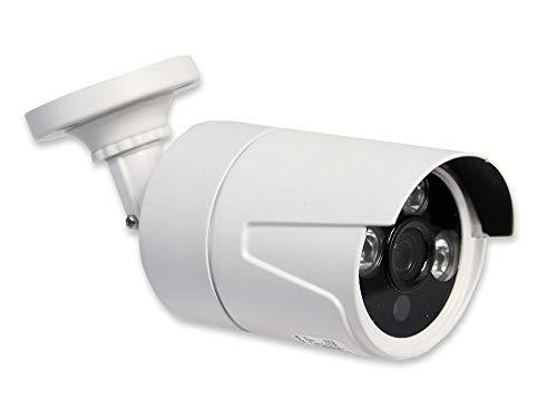Vetrineinrete AHD cámara bullet full hd 1080p 3 mpx 3 led matriz de infrarrojos 3.6 mm lente visión nocturna cámaras de videovigilancia 8806ZL3AHD D13