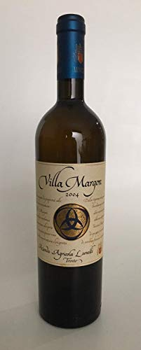 Az. Agr. Lunelli - Trentino Superiore Bianco'Villa Margon' Chardonnay 2004 0,75 lt.