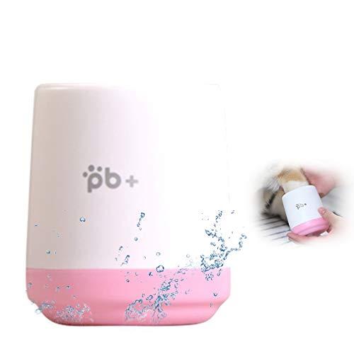 Limpiador de patas para mascotas, limpiador para patas de pe