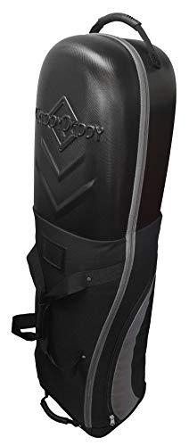 CaddyDaddy Enforcer Hard Top Golf Travel Bag Cover