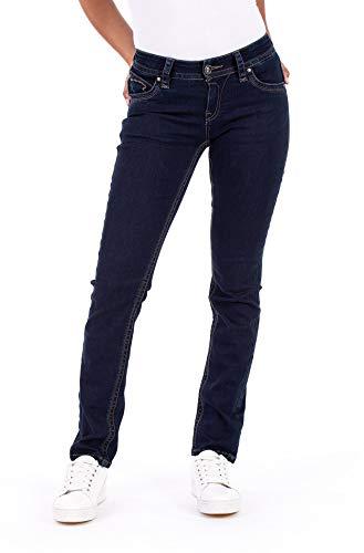 Blue Monkey Jeans, Laura, BM-30112, Darkblue (W30/L32)