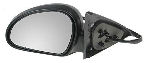 Power Side View Mirror Driver Left LH for 98-03 Escort ZX2 2 Door Coupe