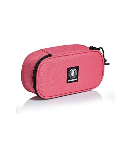 Portapenne Lip XL - Invicta - Rosa - Eco Material
