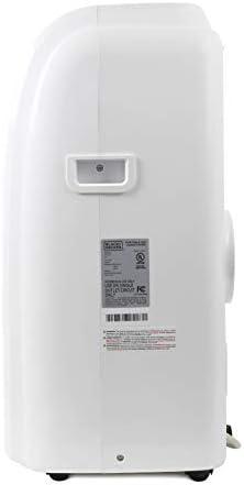 BLACK+DECKER BPACT14WT Portable Air Conditioner with Remote Control, 7,700 BTU DOE (14,000 BTU ASHRAE), Cools Up to 350 Square Feet, White 20