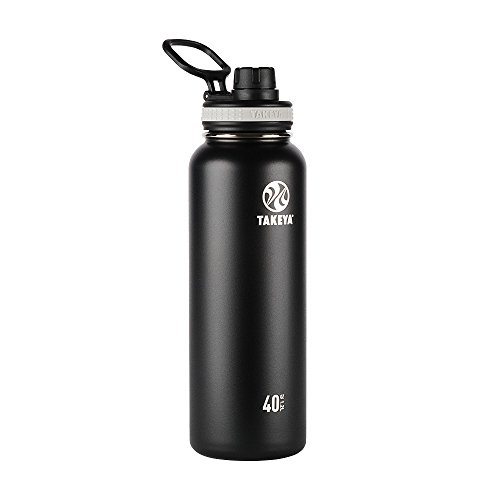 7. Takeya Originals Insulated Stainless Steel Water Bottle