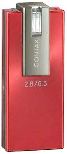 京セラ CONTAX i4R (400万画素 レッド)