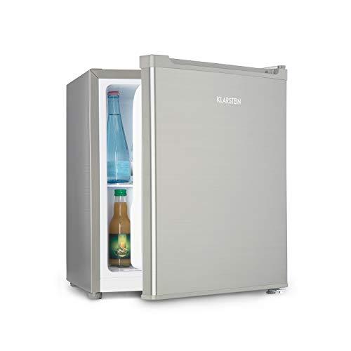 Klarstein Snoopy ECO - Minifrigo con Congelatore, Mini Frigorifero, Capacit 46L, Congelatore 4 L,...