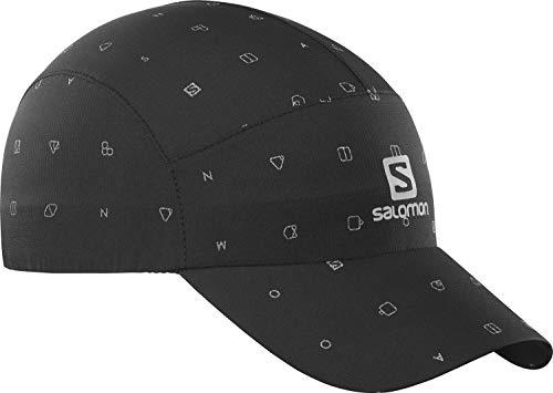 Salomon Gorra reflectante, Unisex, REFLECTIVE CAP, Protección...
