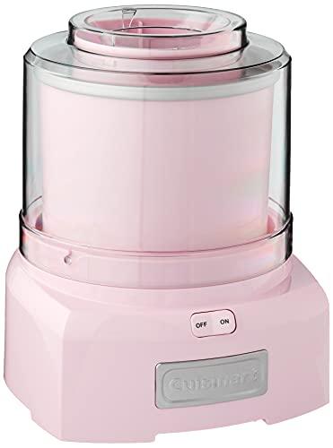 Cuisinart ICE-21PK Frozen Yogurt - Ice Cream & Sorbet Maker, Pink
