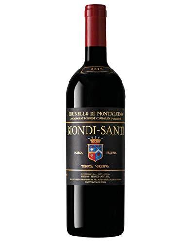 Brunello di Montalcino DOCG Biondi-Santi Tenuta Greppo 2015 0,75 L
