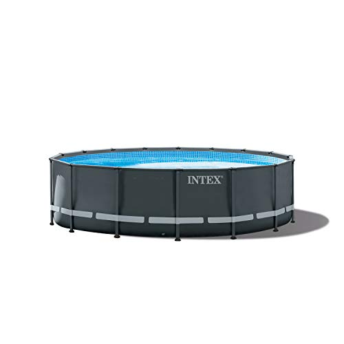 Intex 26325EH Ultra XTR Pool Set, 16ft X 48in, Grey