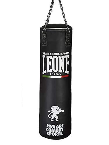 LEONE 1947 - Saco de Boxeo para Adultos, Unisex, Unisex Adulto, Basic, Negro