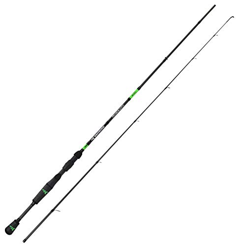 KastKing Resolute Fishing Rods, Spinning Rod 7ft -Heavy - Fast-2pcs
