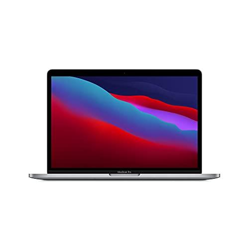 最新 Apple MacBook Pro Apple M1 Chip (13インチPro, 8GB RAM, 256GB SSD) - スペースグレイ