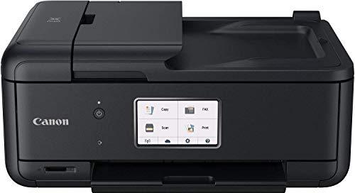 Impresora Multifuncional Canon PIXMA TR8550 Negra Wifi de inyección de tinta con Fax y ADF