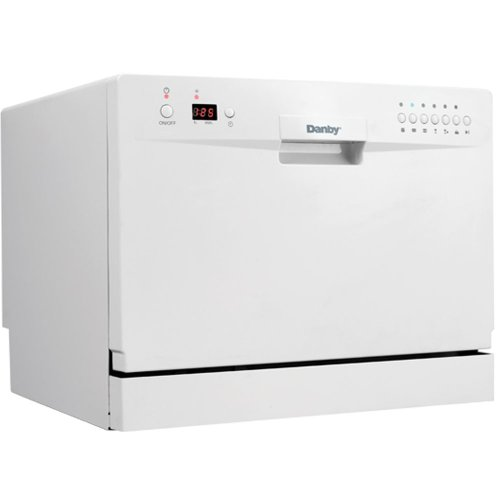 Danby DDW611WLED Countertop Dishwasher Review