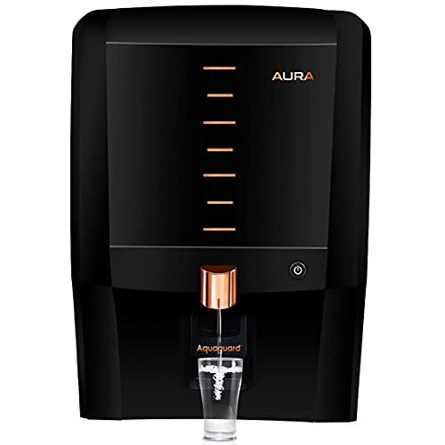 Eureka Forbes Aquaguard Aura UV e-boiling, Ultra Filtration, Active Copper, Mineral Guard...