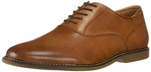 Steve Madden Men's Waldorf Oxford, Tan Leather, 11 M US