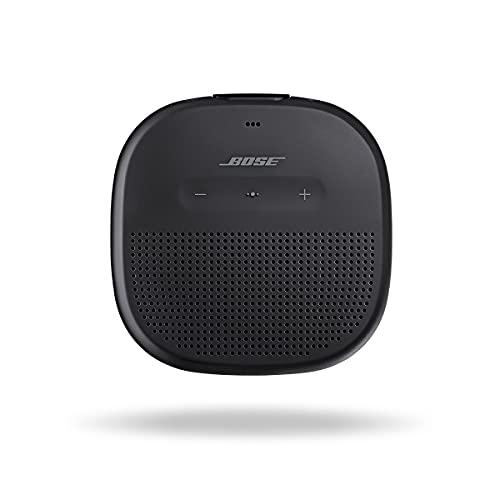 Bose Enceinte Bluetooth SoundLink Micro - noir