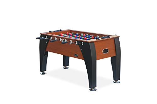 KICK Legend 55' in Foosball Table (Brown)