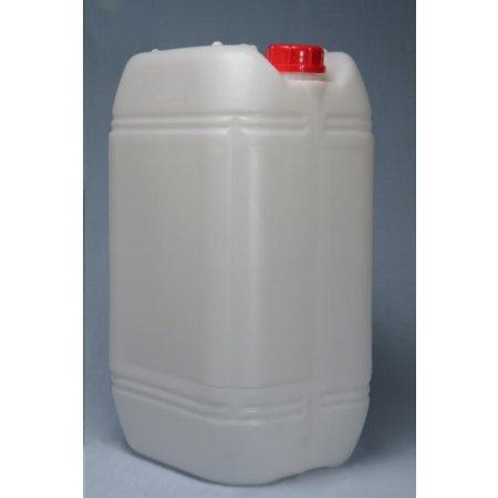 HELGUEFER - Bidón 25 litros Rectangular Apilable-Apto Uso a