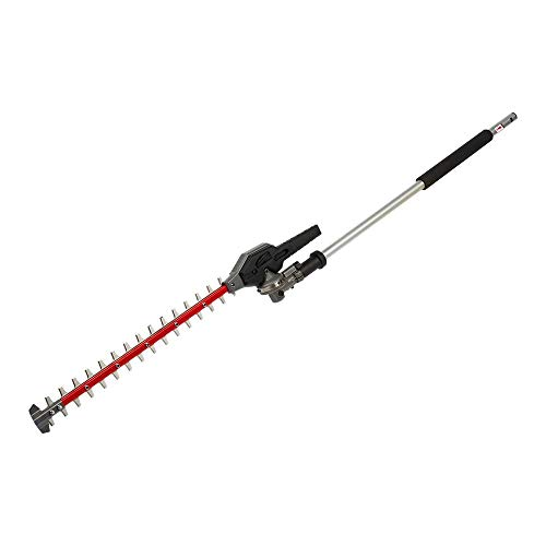 Milwaukee 49-16-2719 Fuel Hedge Trimmer Attachment, Grey
