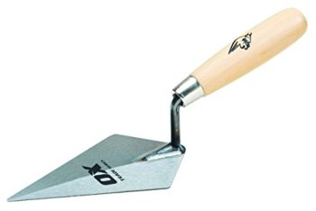 """OX Tools T017813 Trade Pointing Trowel-Wooden Handle 5"""" / 127mm, Wood"""