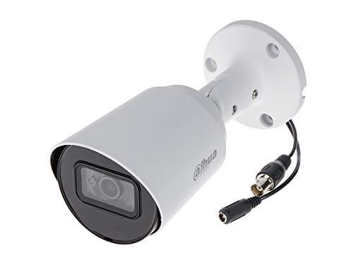 DAHUA HAC-HFW1200TP Telecamera Analogica Bullet 1080P 2MP Ottica Fissa 2.8mm IP67 DC12V HDCVI Smart IR Carcassa Plastica