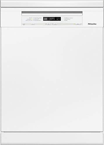 Miele G 6620 SC BRWS Lavastoviglie a Posizionamento Libero da 60 cm, 44 Decibel, Bianco Brillante