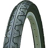 Kenda 163026 Big City Slick Wire Bead Bicycle Tire, Blackwall, 26 x 1.95 (Pair)