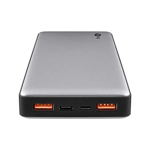 Goobay 59819 Quick Charge Powerbank, 15.0 mAh