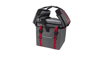 Plano PLAB88140 Weekend Series Kayak Crate Soft Bags, Grey, One Size